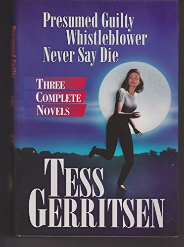 9780739403006 Three Complete Novels Presumed Guilty, Whistleblower - presumed guilty book