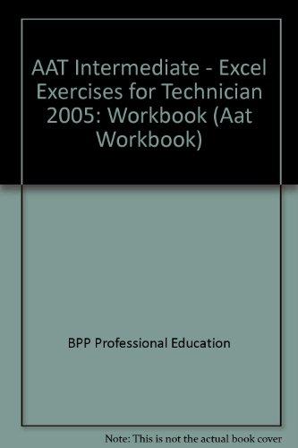 9780751722765 AAT Excel Exercises for Technician - AbeBooks 0751722766