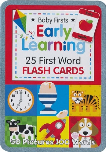9780755402557 Early Learning 25 First Word Flash Cards - AbeBooks