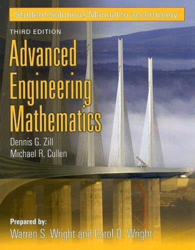 Advanced Engineering Mathematics by Zill D G - AbeBooks - advanced engineering mathematics zill pdf