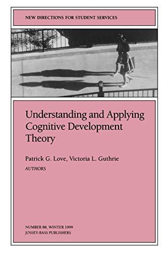 9780787948702 Understanding and Applying Cognitive Development