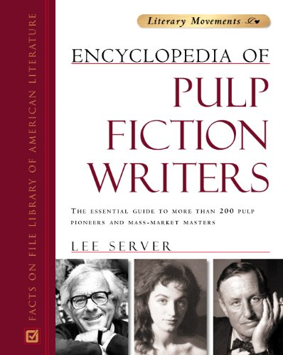 9780816045778 Encyclopedia of Pulp Fiction Writers (Literary