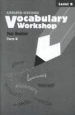 Vocabulary Workshop Level Answer - AbeBooks - vocabulary workshop level d answers