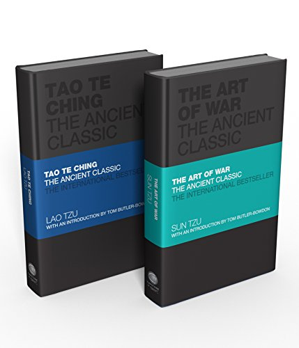 The Ancient Classics Collection  The Art of War and Tao Te Ching - capstone publishing