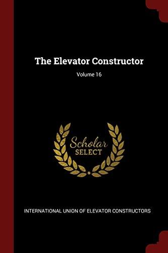 Elevator Constructor - AbeBooks