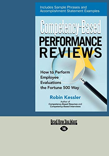 9781442962835 Competency-Based Performance Reviews How to - conduct employee evaluations