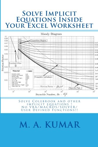 9781452816197 Solve Implicit Equations Inside Your Excel Worksheet