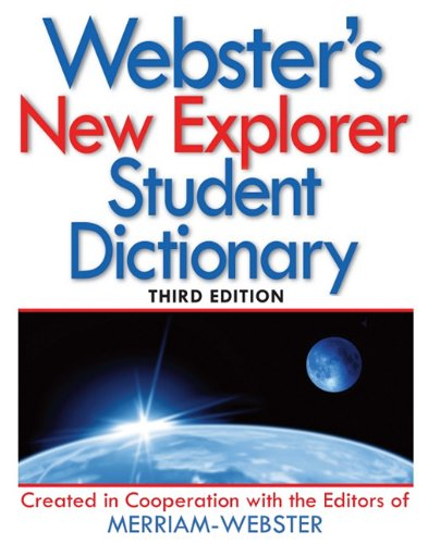 Student's Dictionary - AbeBooks