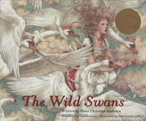 The Wild Swans by Hans Christian Andersen, Naomi Lewis Barefoot