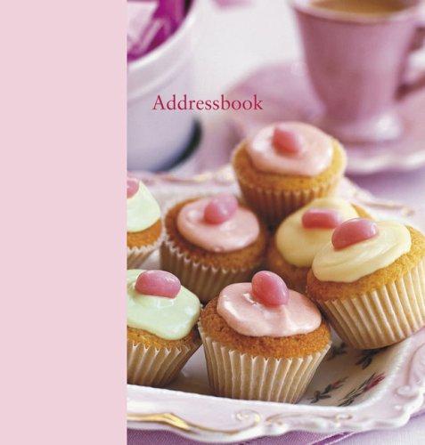 9781845977979 Cupcake Address Book (Paperstyle Mini Address Books