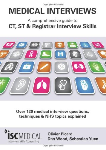 9781905812073 Medical Interviews a comprehensive guide to CT, ST