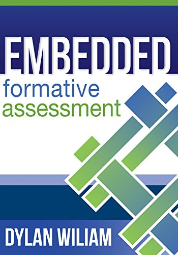 9781934009307 Embedded Formative Assessment - practical strategies - formative assessment strategies