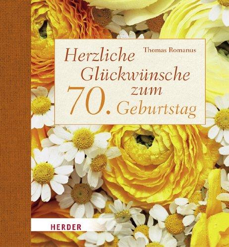 9783451304323 Herzliche Glückwünsche zum 70 Geburtstag - AbeBooks