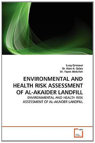 9783639216356 ENVIRONMENTAL AND HEALTH RISK ASSESSMENT OF AL - health risk assessment
