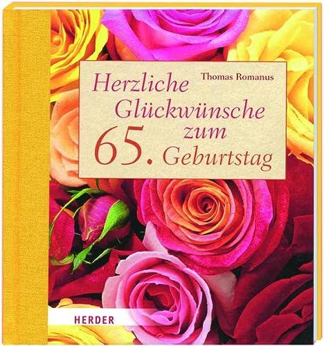 9783956661839 Herzliche Glückwünsche zum 65 Geburtstag - AbeBooks
