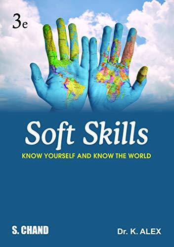 SOFT SKILLS by K ALEX, S Chand Publishing 9788121931922 - BookVistas - soft skills