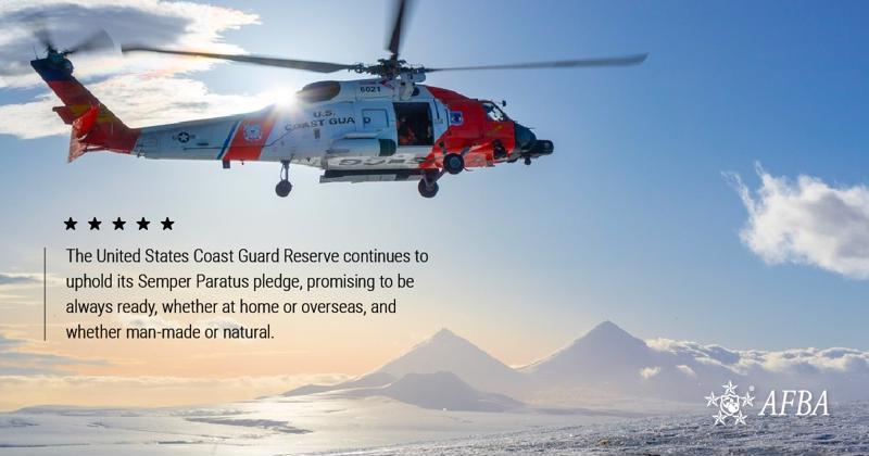 US Coast Guard Reserves celebrates 78 years