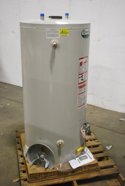 Ao Smith Natural Gas 74 Gallon Water Heater 75100 Btu