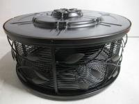 """Harbor Breeze Hive Series 18"""" Flush Mount Ceiling Fan with ..."""