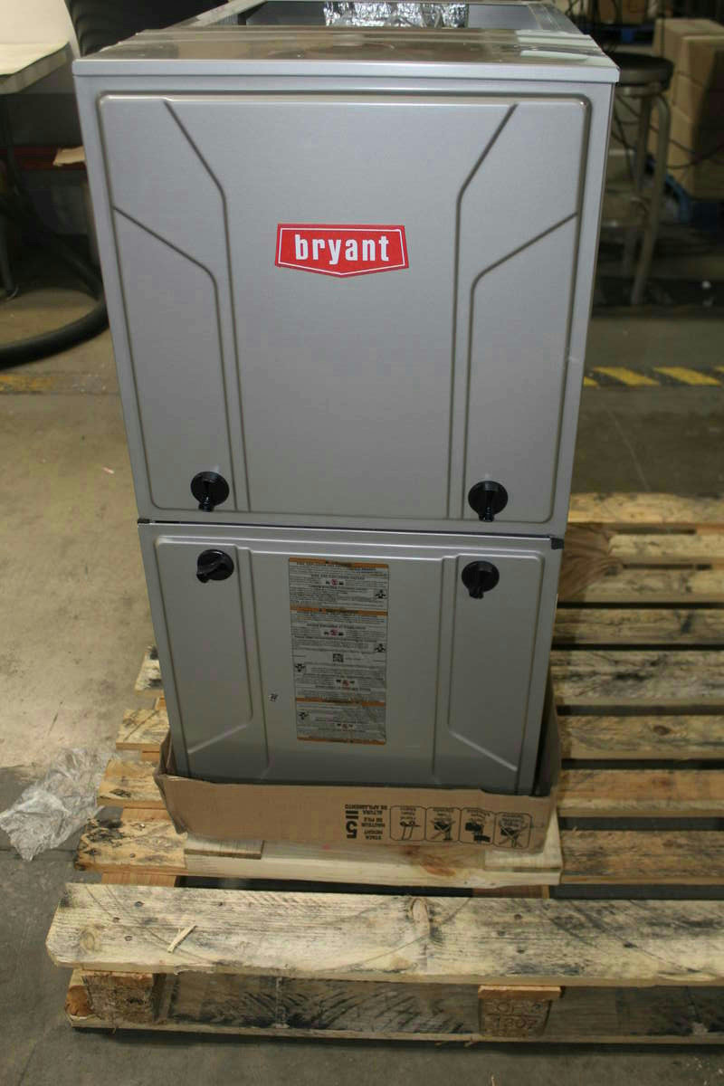 Bryant Preferred 96 Afue 60000 Btuh Gas Furnace 2 Stage
