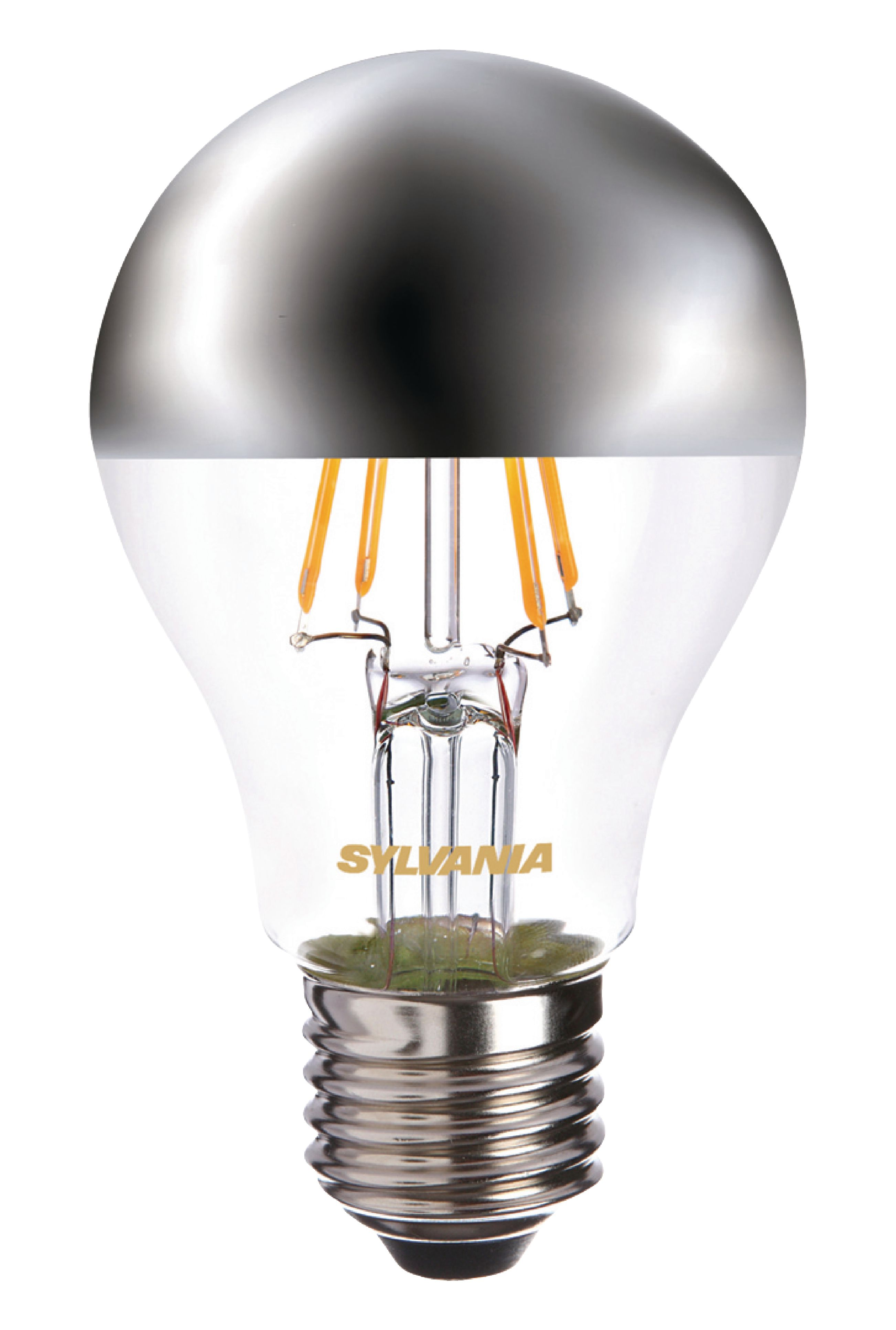 Retro Led E27 Syl 0027157 Sylvania Led Retro Filament Lamp E27 Gls 4