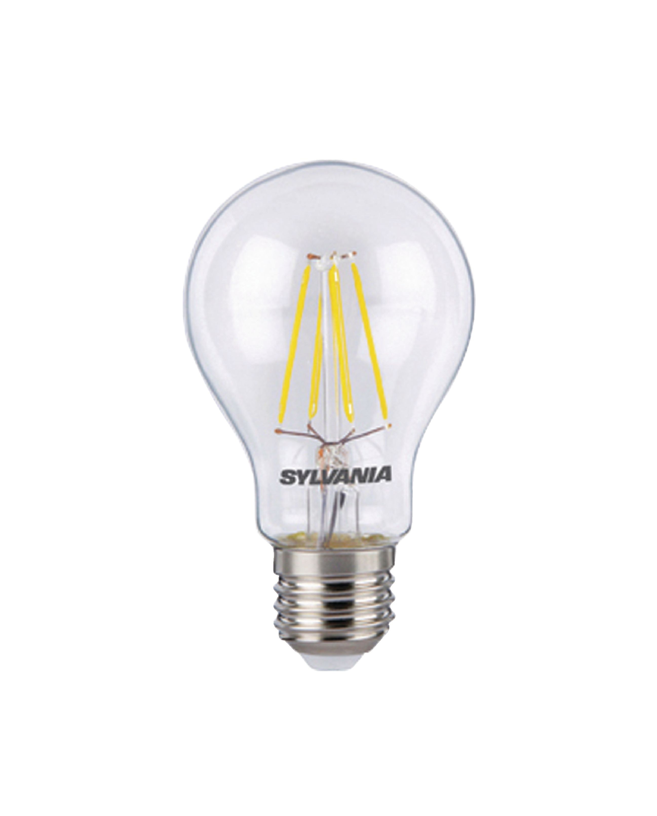 Retro Led E27 Syl 0027160 Sylvania Led Retro Filament Lamp E27 A60 4