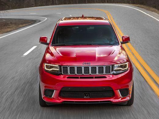 Jeep Grand Cherokee SRT vs Trackhawk The Key Differences
