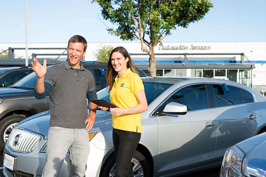 Lease vs Finance a Used Car Pre-Owned Car Sales near Denver