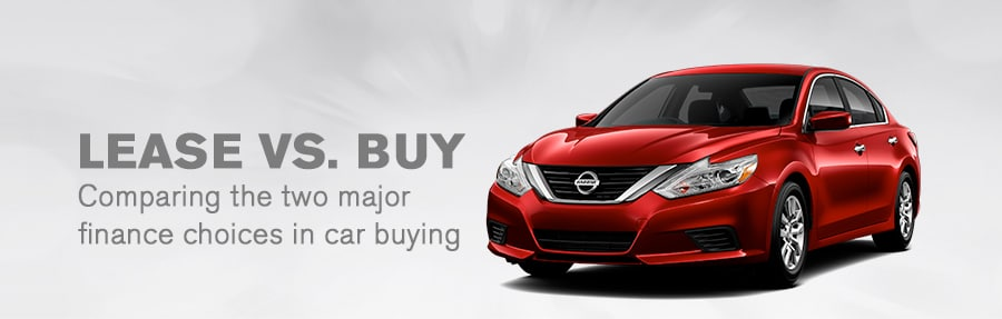 Car Lease Vs Buying Options In Chelmsford MA AutoFair Nissan of
