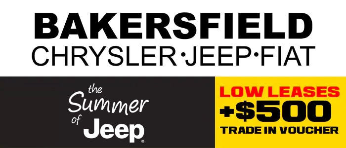 Bakersfield Ca Sales Tax 2018 Summer Of Jeep Sales Event At Bakersfield Chrysler Jeep