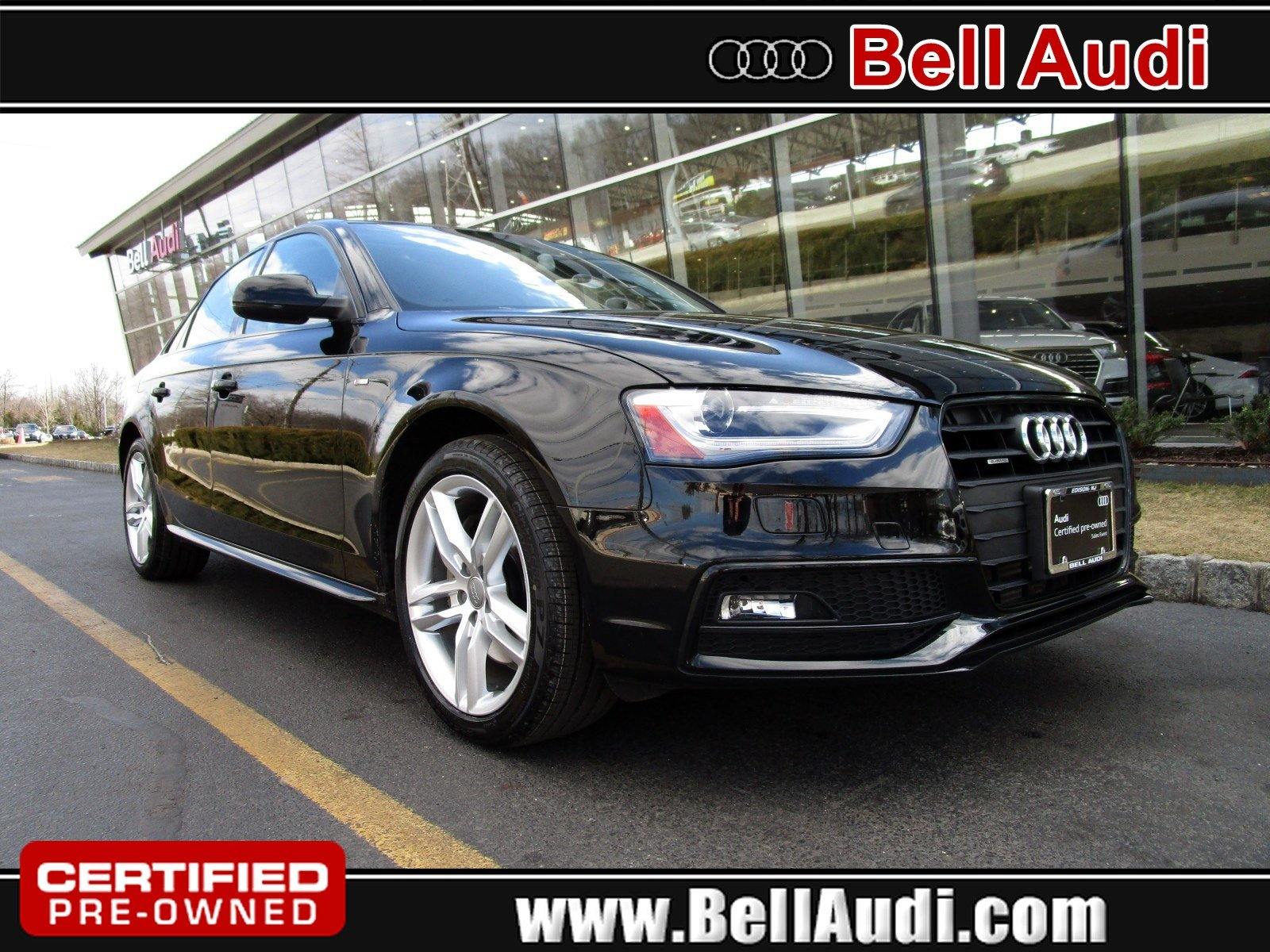 Audi A4 Coupe Certified 2016 Audi A4 2 0t Premium For Sale In Edison Nj Vin Waubfafl1gn012330