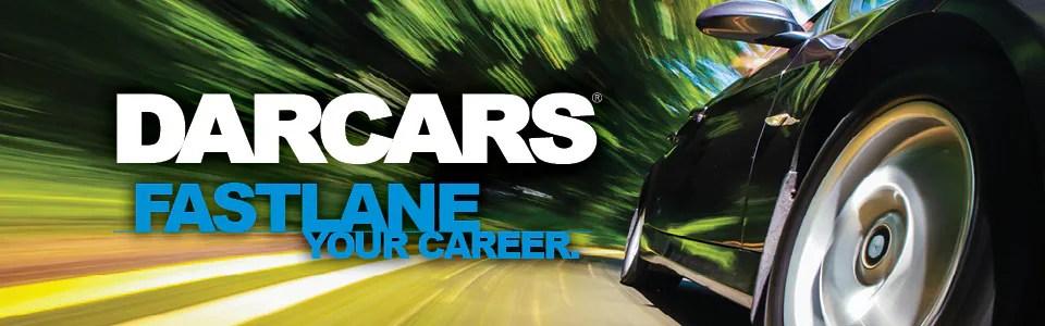 Career Openings at DARCARS Auto Group around Washington DC