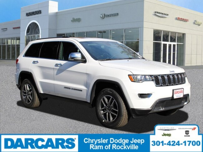 New 2019 Jeep Grand Cherokee Limited 4x4 For Sale In