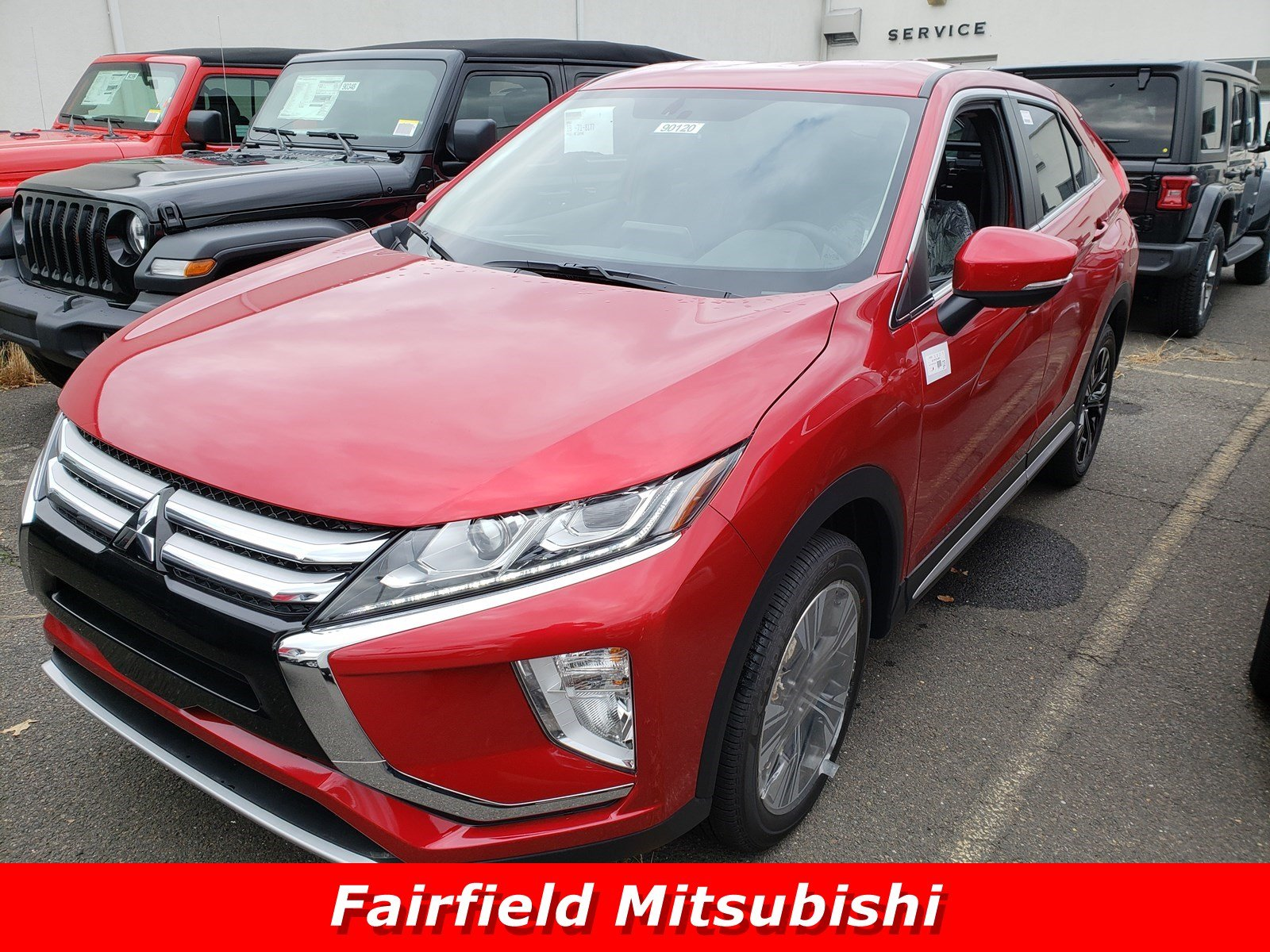Cuv Car New 2019 Mitsubishi Eclipse Cross 1 5 Se Cuv Fairfield Ct