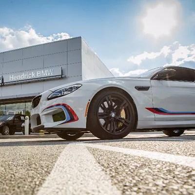 About Us Hendrick BMW