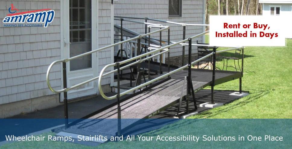 Wheelchair Ramps Ilderton Conversion Company Serving