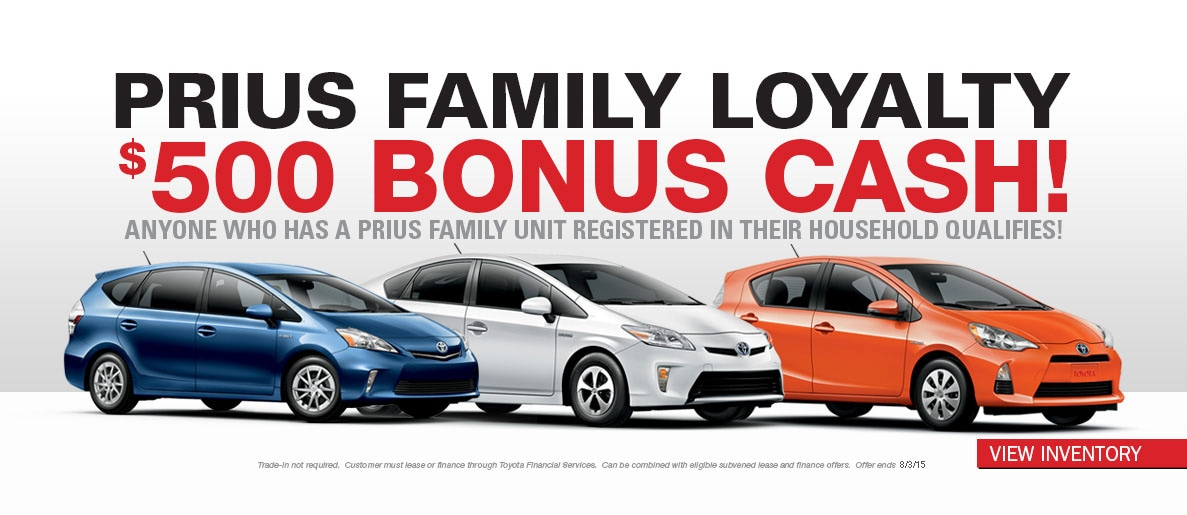Prius Family Loyalty John Elway\u0027s Crown Toyota