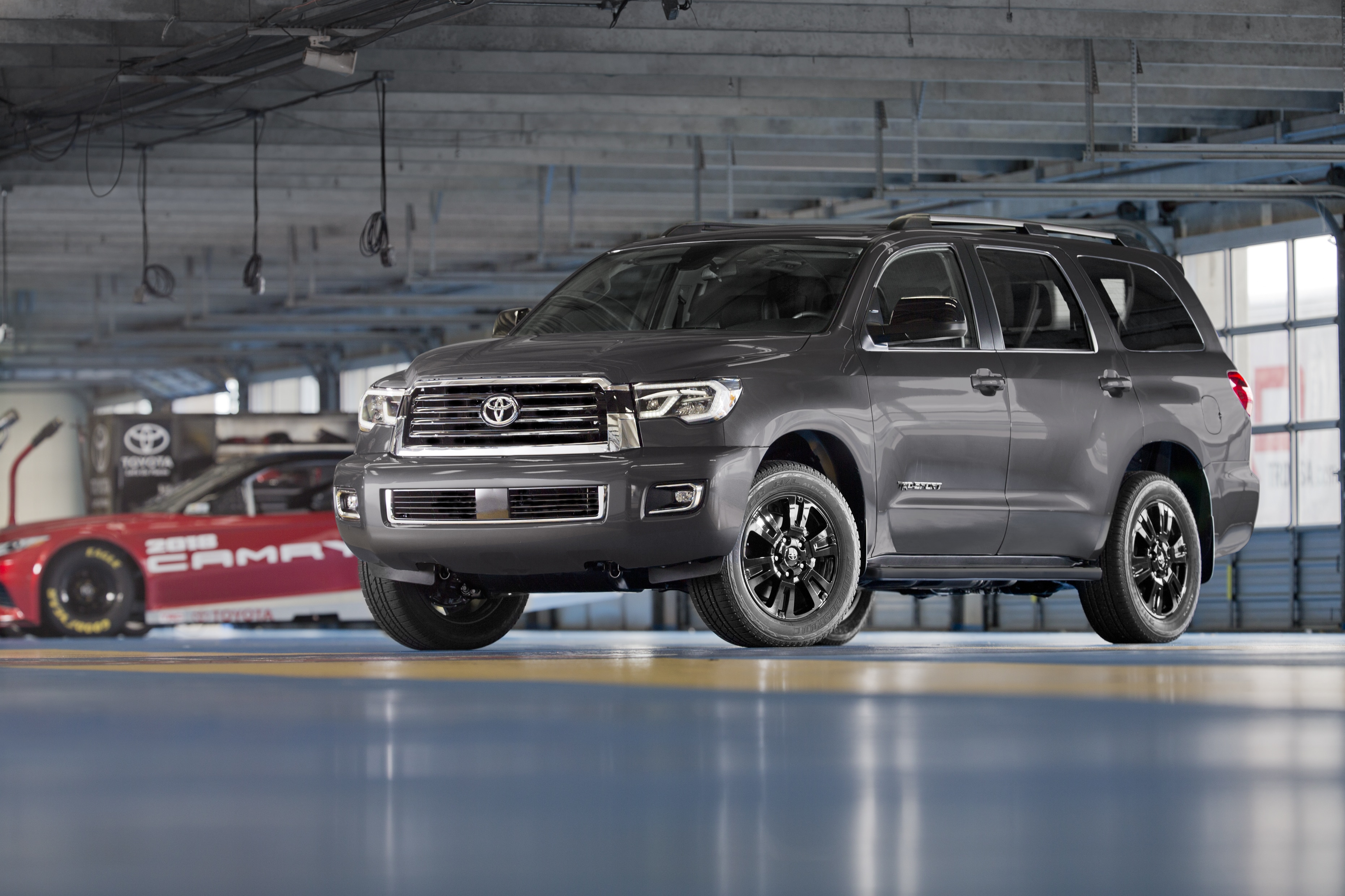 Sedia Bar Sport 2018 Toyota Sequoia Trd Sport In Little Rock Ar