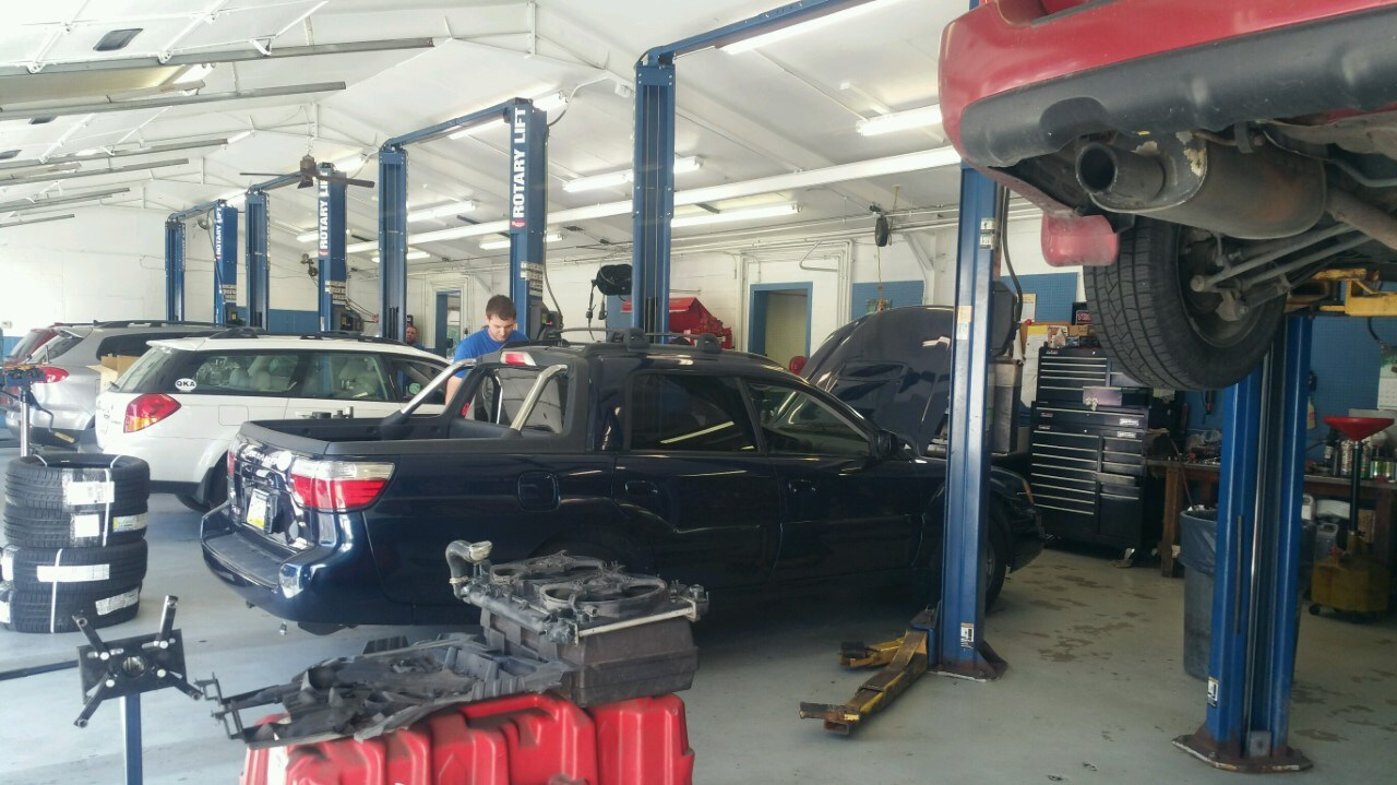 Repair Shop Subaru Service At Lawrence Subaru Auto Repair Car Service In