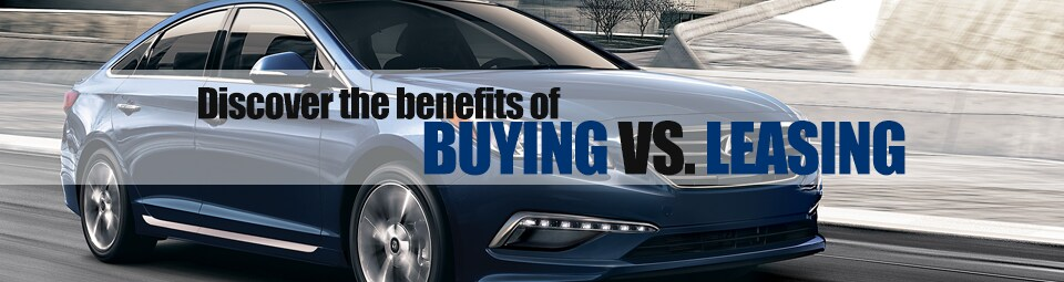 Leasing vs Buying a New Car in Albuquerque LHM Hyundai Albuquerque