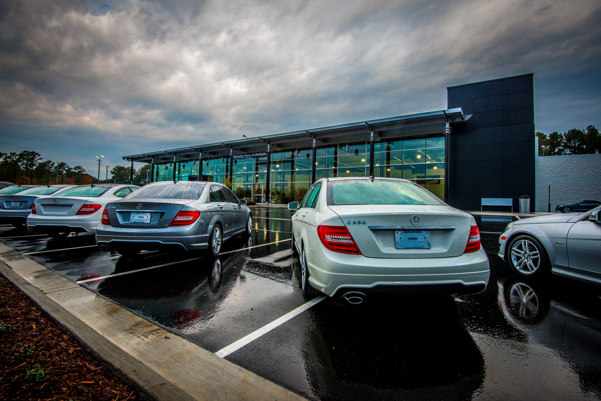 Mercedes Garage Near Me Mercedes Benz Of Durham Serving Raleigh New 2019 Used