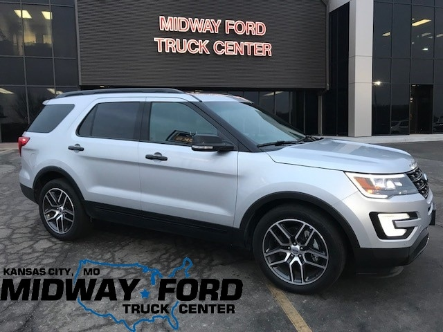 Midway Ford Truck Center Ford Dealership Kansas City MO