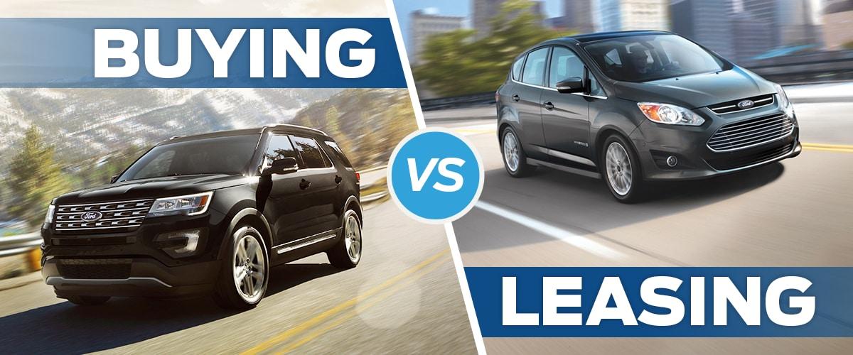 Buying vs Leasing a Ford Mountaineer Automotive Ford