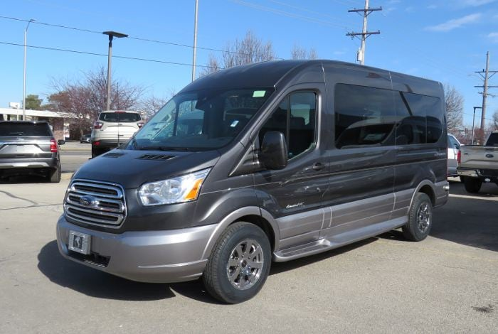 Ford Conversion Vans Olathe Ford Lincoln