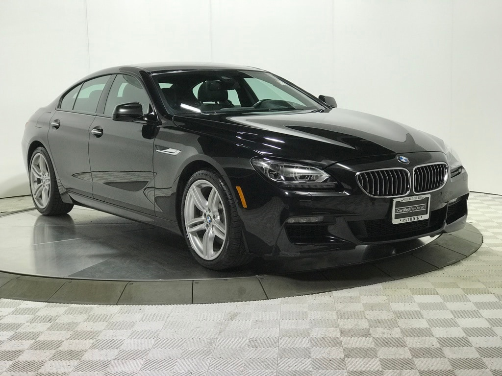 Bmw Gran Coupe 6 Certified Used 2015 Bmw 6 Series 640i Xdrive Gran Coupe Sedan Schaumburg Il Chicago Area Vin Wba6b8c56fd453032