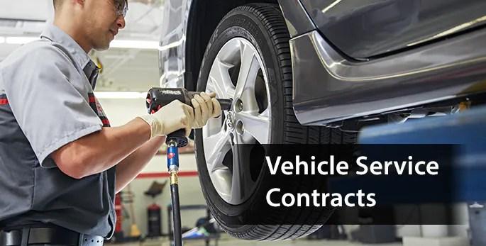 Performance Toyota Fairfield, Ohio Vehicle Service Contracts
