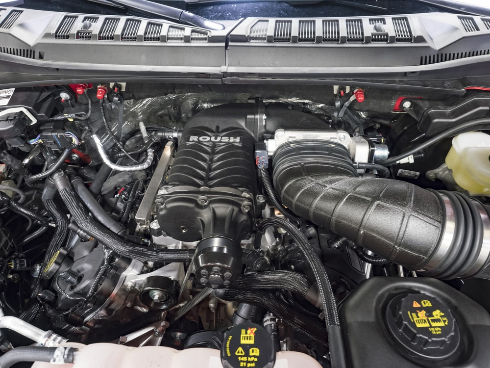 What Kind of Oil Does a Ford F-150 Take? - Pines Ford Blog
