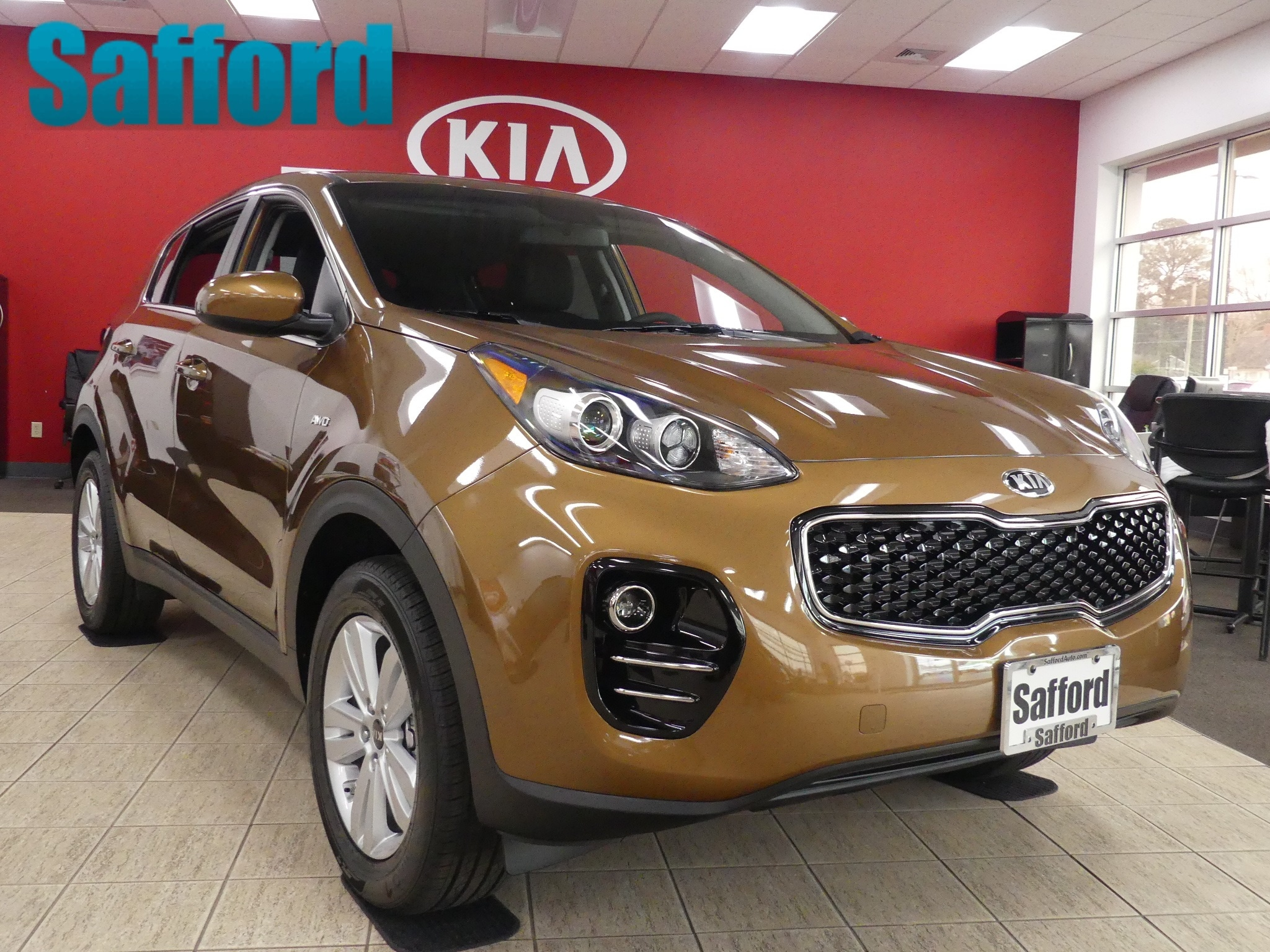 Eastern Shore Kia New 2019 Kia Sportage For Sale At Safford Automotive Group Vin