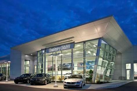 Century BMW Staff