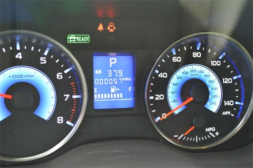 What does this light on my dashboard mean? DEEP DIVE (fluids and